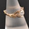 rose gold leaf ring web 2
