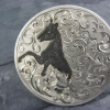 black-horse-scarf-slide-sterling-silver-hand-engraved-web